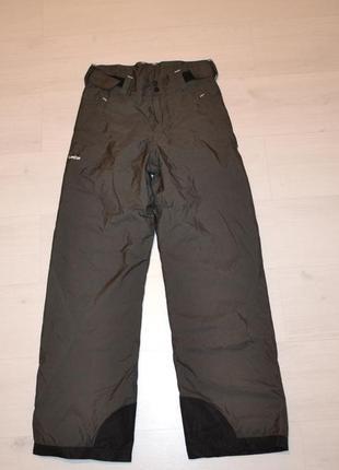 Лыжные штаны  фирма wedze, франция р. s