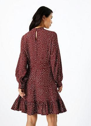 Милое платье в горох marks and spencer