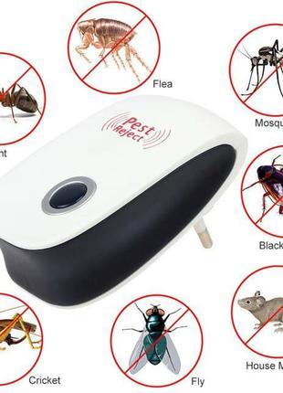 Отпугиватель насекомых и грызунов pest reject, против мышей тарак