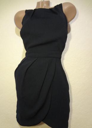 Красивое интересное платье jane norman размер s
