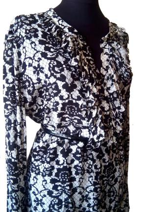 Блуза шелковая  classiques entier