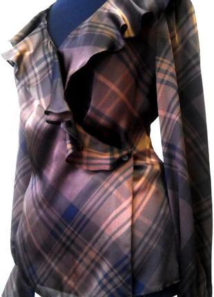 Блуза шелковая ralph lauren р.52-54