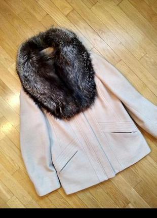 Пальто klass petite
