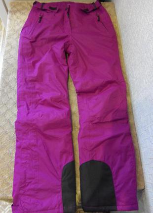 Розвантажуюсь ❤️ яркие лыжные теплые штаны crane