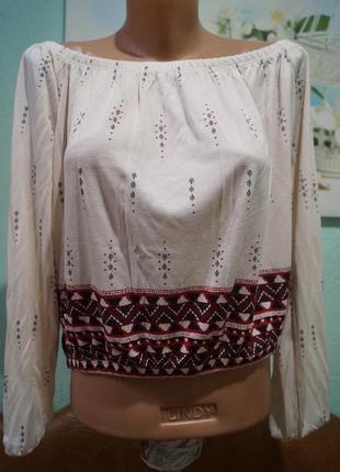 Блуза р.л,бренд h&m