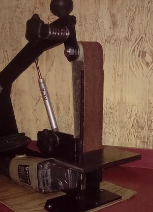 Гриндер-стойка для УШМ (115мм-125мм)