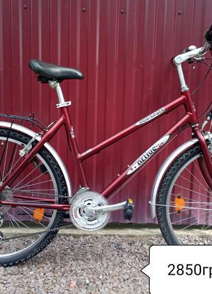 Горний велосипед 26 ,алюмінієва рама