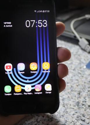 Смартфон Samsung J3 2017