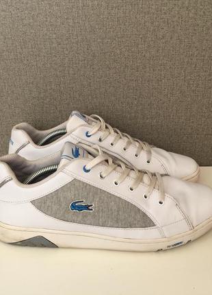 Чоловічі кросівки lacoste мужские кроссовки