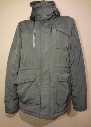 Классная зимняя куртка на мальчика 14-15 лет сars