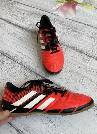 Крутые кроссовки для футбола кеды футзалки миники adidas 41(26...