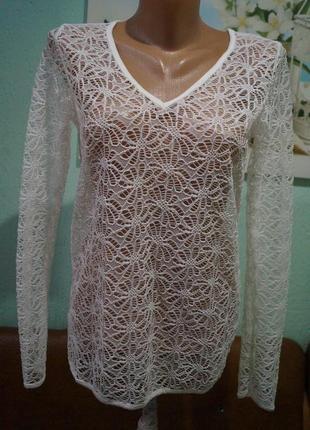 Кружевная блуза р.м,бренд  sisters