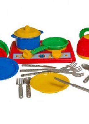 Игрушка кухня Галинка 7 ТехноК 2179
