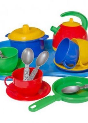 Игрушка посуда Маринка 7 ТехноК