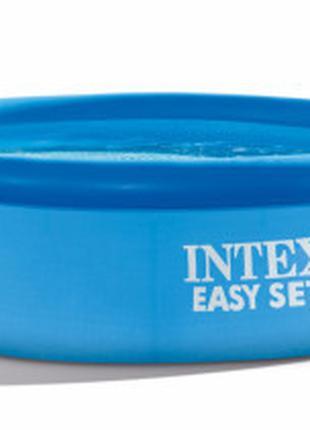 Наливной бассейн с фильтром-насосом Intex 28108