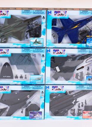 Самолет пласт. New Ray Die-Cast, Локхид SR-71 Blackbird, сборн...
