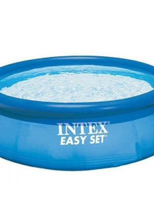 Наливной семейный бассейн 36684 см Intex 28143