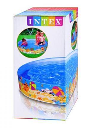 Каркасный бассейн Intex 56451