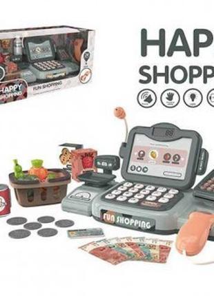 Кассовый аппарат 888 K (18) 24 предмета, сканер, весы, кассова...