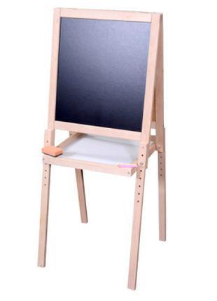 Мольберт магнитный полочка коробка буквы ВП-015/2а Винни Пух