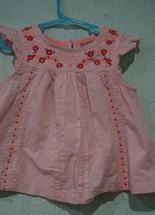 Платье на девочку 3 годика,бренд next