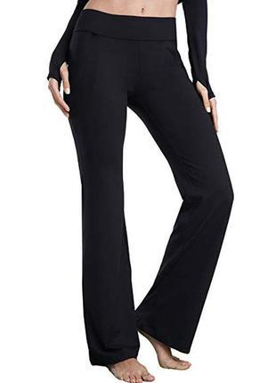 Новые эластичные штаны для занятий спортом 20/54-56 размера
