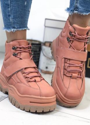 Женские ботинки, 37 размер