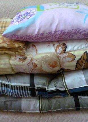 Набор спального места Эконом матрас, подушка, одеяло