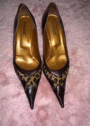 Туфли sagan размер 39