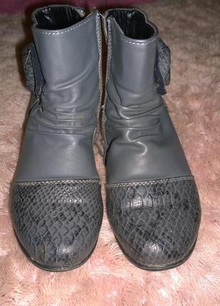 Туфли размер 30 по стельке 19 см