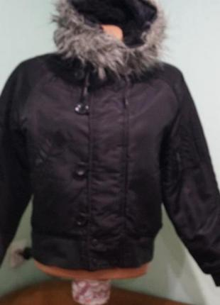 Куртка на мальчика 11-12 лет