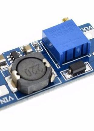 Повышающий DC-DC MT3608 преобразователь, MT3608 micro USB