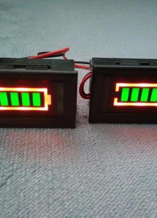 Индикатор (вольтметр) заряда аккумулятора
