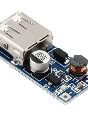 Повышающий преобразователь напряжения DC-DC 0,9~5.0B - 5В USB