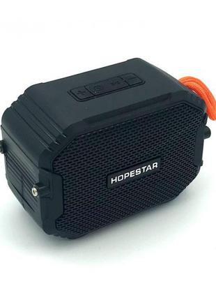 Портативная Bluetooth колонка Hopestar T8 Чёрная