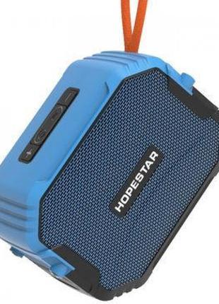 Портативная Bluetooth колонка Hopestar T8 Синий