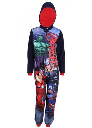 Человечек слип пижама кигуруми marvel