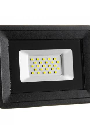 Светодиодный прожектор 220В AVT-4 30Вт 6000К IP65