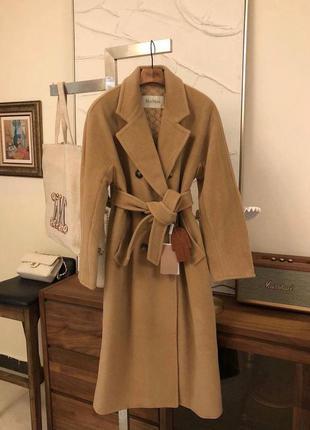 Кашемировое пальто max mara