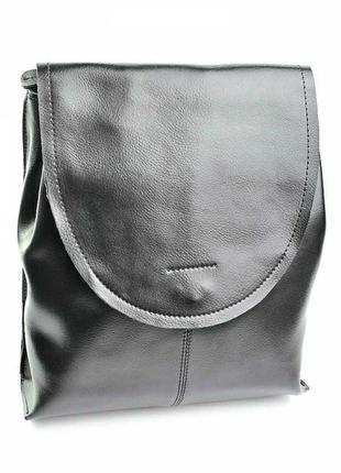 Женский кожаный рюкзак из натуральной кожи жіночий шкіряний