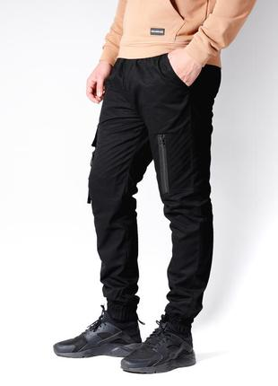 Утепленные штаны брюки карго
