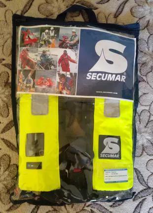 Самонадувной спасательный жилет Secumar Alpha 275 3D
