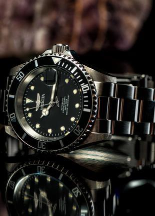 Мужские наручные механические часы Invicta