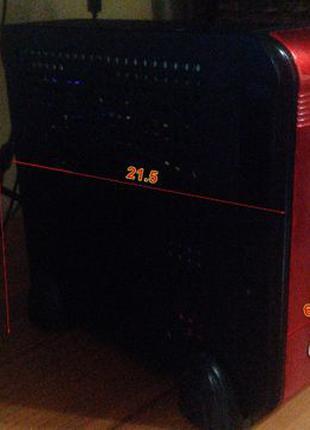 Неттоп mini-ITX 4ядра J1900 8ГБ ОЗУ/160Гб диск 7USB HDMI Wi-Fi...
