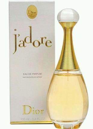 Парфюмированная вода женская DI0R  J'adore  100 мл