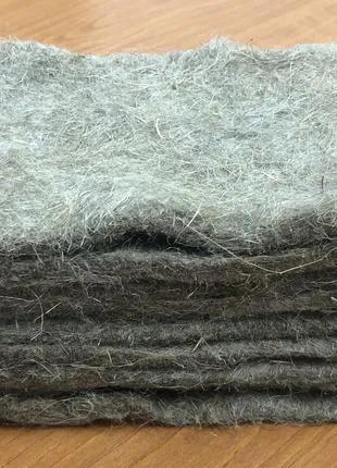 Льняные коврики для выращивания микрозелени 50шт упаковка