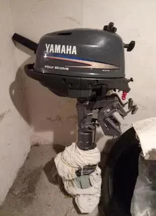 Мотор лодочный четырехтактный Ямаха 4