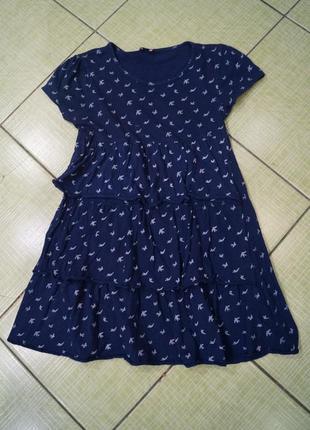 Платье на девочку 11-12 лет,бренд f&f