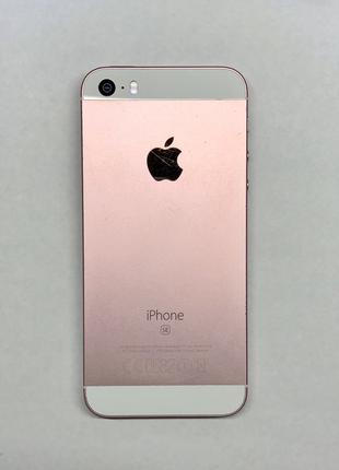 IPhone SE 64Gb Rose Gold Neverlock
