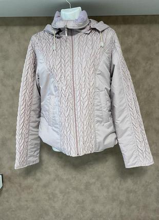 Осенняя куртка Ikar